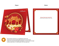 BCA SOLITAIRE CHINESE NEW YEAR GREETING CARDS