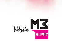 M3 Music - Website