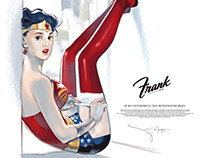 Frank Version [WONDER WOMAN]