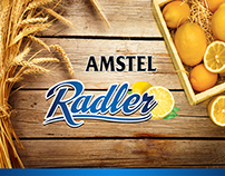 Amstel Radler launch campaign proposal