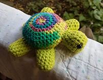 Crochet Baby Tutles