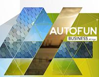 AUTOFUN project leaflet