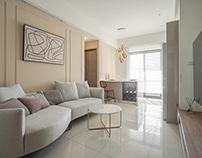 Apartment Interior Design | Ciao! 輕法式生活 小而確實的幸福宅邸