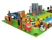 Bank Rakyat Festival Cuti Sekolah Roadshow