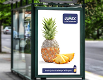 Juice Advertising JUMEX