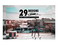 29 DESIGNS