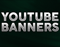 YouTube Banners