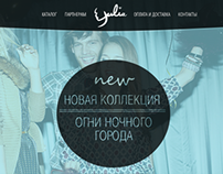 shop women`s clothing Yulia
