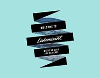 Lakemount Worship Centre / Promotional Designs