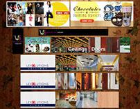 LEXOLUTIONS Philippines & Wacky & Weird site banners