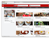 Yelp List Redesign