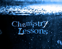 'Chemistry Lessons' Title Sequence