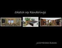 Sketch Up Renderings