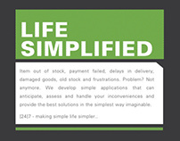 [24]7 life simplified, campaign