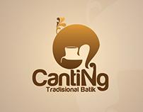 Canting tradisional batik
