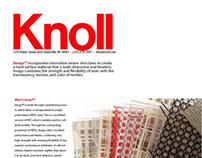 Knoll Textiles Page 1 Version 1