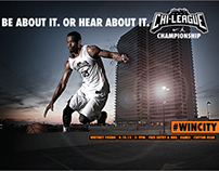 Chi-League Nike Posters