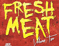 Various 'Fresh Meat Volume Two' [Cheap Thrills]