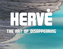 Herve 'Art Of Disappearing' LP & Single Pack Shots
