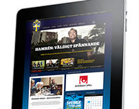 Homepage  for SvFF