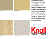 Knoll Textiles Version 1 Page 2