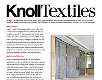 Knoll Textiles Version 2 Page 1