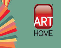 Folder Art Home