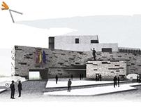 LHD Arquitectura - Courts in Segovia