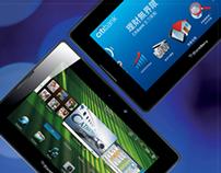 Citibank PlayBook app 2011