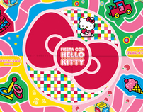 PARTY WITH HELLO KITTY