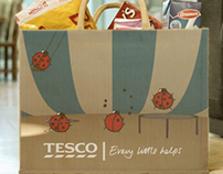 Tesco Coronation Street Sponsorship