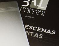 Buenos Aires Lírica - Concierto