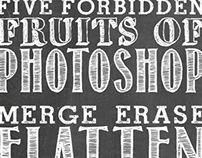 Photoshop words to live by, #7