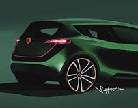 Next Generation Renault Scenic