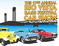 2008 Rio Vista Car Show Shirt