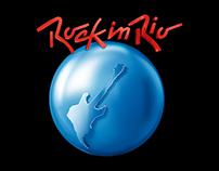 Rock in Rio Print
