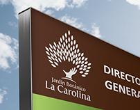 Jardín Botánico la Carolina
