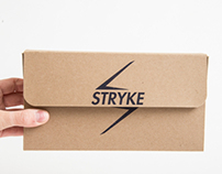 STRYKE Branding and Packaging