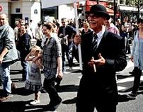 Paris, 1er mai 2012 - Défilé