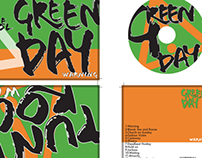 CD cover Redesign