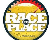 Miller Coors logo design