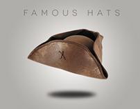 Famous Hats