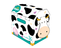 Pampers | Cow Toy Box
