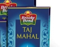 Taj Mahal Tea - Packaging Design