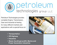 Petroleum Technologies Ad