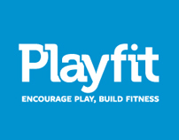 Playfit - Branding, Collateral, Web