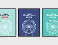 Tokyo Ferris Wheel Prints