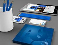 Corporate Identity: GemGfx (Self Branding)