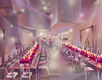 New World Symphony event conceptual renderings
