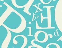 Century Typeface Poster | Print